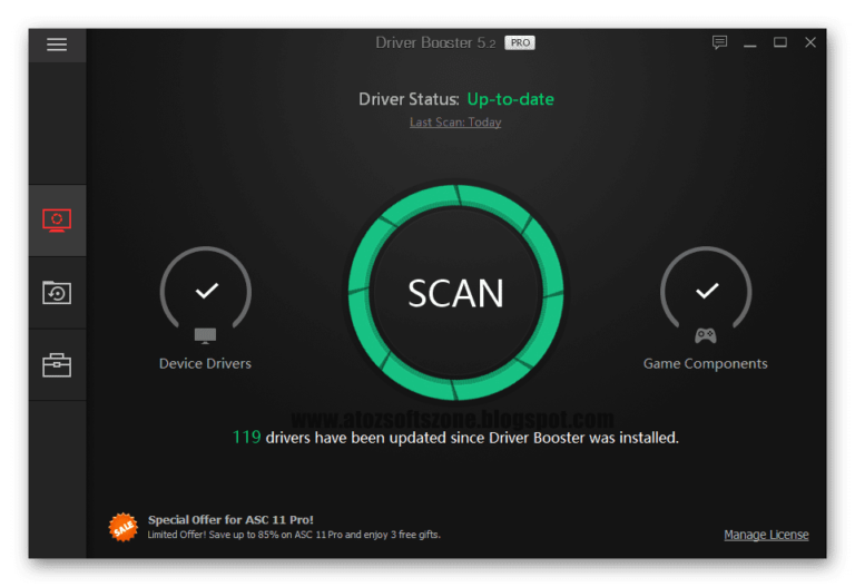 IObit Driver Booster Pro 8.7.0.529 With Crack - PiratePC