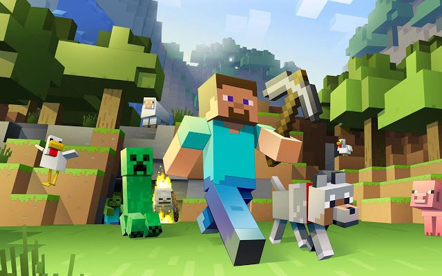Minecraft Mod APK v1.17.40.20 (All Unlocked) Download