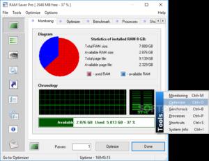 RAM Saver Professional Pro 21.7 Crack + Keygen For 2021 [Latest]