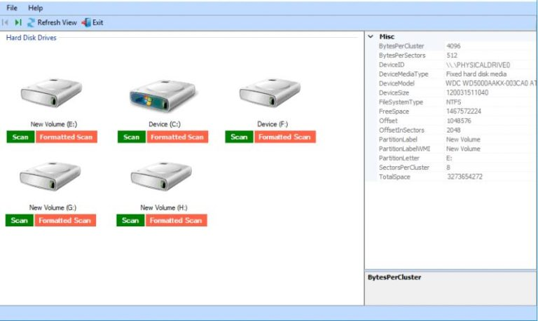 SysTools Hard Drive Data Recovery 16.1.0.0 + Crack