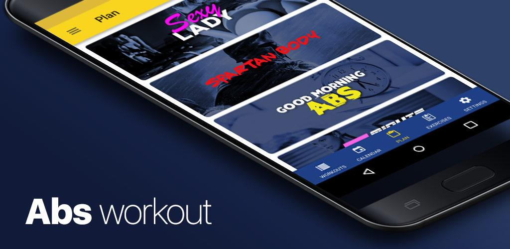 Abs Workout – Daily Fitness v4.5.0 [ Unlocked APK]