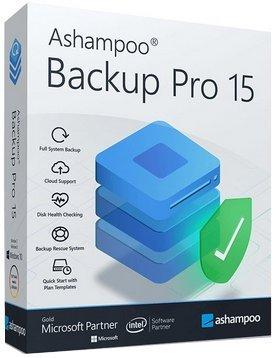 Ashampoo Backup Pro 15.03 Crack + Free License Key [2021] Free