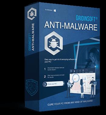 GridinSoft Anti-Malware 4.1.84 Crack+ Full Activation Code 2021