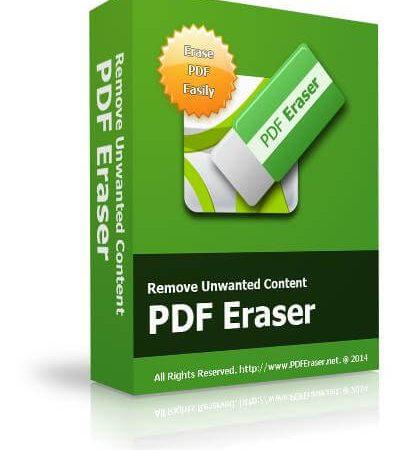PDF Eraser Pro Crack v1.9.5 + Free Key Download [2021]