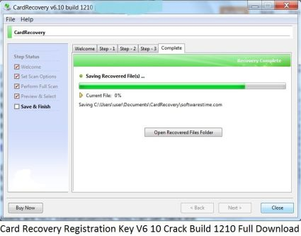CardRecovery Crack Free Download the award-triumphing digital image recovery software is the reliable answer for digital photo healing, virtual picture recovery, digital media recuperation, image rescue, image restore, information recuperation, or whether files had been deleted, the storage changed into broken or formatted. CardRecovery Key Download Our particular and extraordinary smartscan generation completes those not possible recovery responsibilities that different software can't contact — smartscan fast locates and restores files that other recovery software program could never find. The use of CardRecovery Keygen Download is safe and chance-loose. The software plays examine-best operations on your memory card. It does not circulate, delete, or adjust the statistics on the cardboard to avoid inflicting similar harm or overwriting. It recovers the photographs and film clips from the source memory card and saves them to the vacation spot location you specify