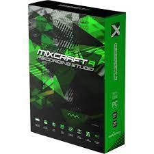 Mixcraft Crack v9 Pro Studio + Registration Code [2021] Latest