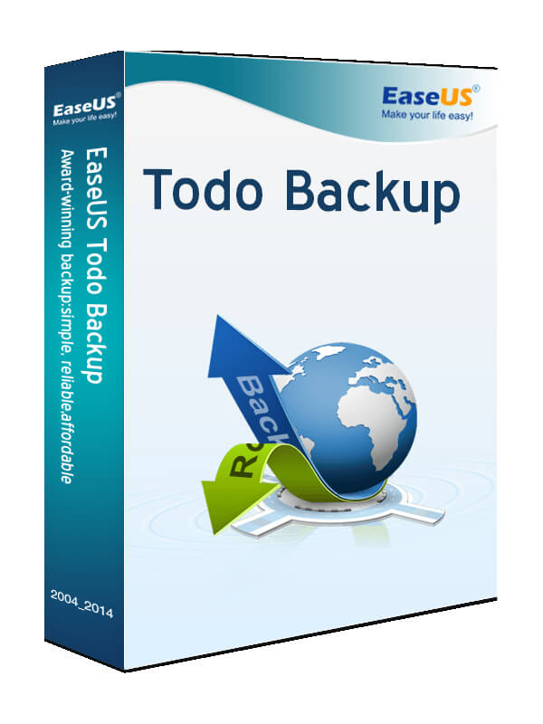 EaseUS Todo Backup Crack v13.5 + Full License Key [2021]