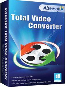 Aiseesoft Total Video Converter Crack v12.2.12 + Key [2021] Latest