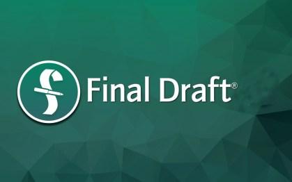 Final Draft Crack 12.0.0 + Activation Code [Mac + Win 2021]Latest
