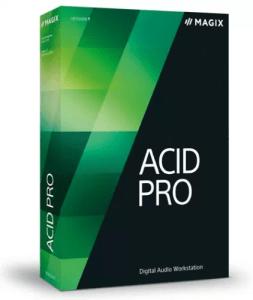 MAGIX ACID Pro Crack v10.0.5.37 + License Key [2021]Latest