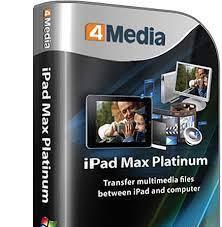 4Media iPad Max Platinum Crack v5.7.34 Build 20210105 + Key [2021] Latest